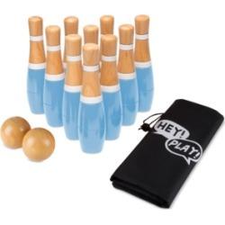 13-Pc. Lawn Bowling Game Set