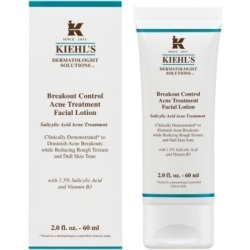Kiehl's Since 1851 Dermatologist Solutions Breakout Control Acne Treatment Facial Lotion, 2-oz. found on MODAPINS from Macy's for USD $48.00