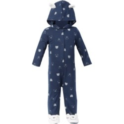 First Impressions Baby Boys Polar Bear Coverall Set, Created for Macy's found on Bargain Bro India from Macy's for $15.60
