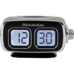 Studebaker SB3500BK Roommate Retro Digital Bluetooth Am/Fm Clock Radio found on Bargain Bro from Macy's for USD $37.99