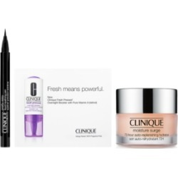 Receive a Free 3 pc gift with $65 Clinique purchase!