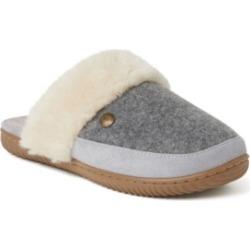 Dearfoams Alpine Women's Geneva Scuff Slippers