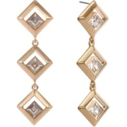 Christian Siriano New York Gold Tone Diamond Shape Linear Earrings found on Bargain Bro Philippines from Macy's Australia for $21.17