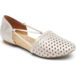 Rockport Women's Reagan Perforated Flats Women's Shoes found on Bargain Bro India from Macys CA for $93.30