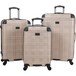 Ben Sherman Nottingham 3-Pc. Hardside Luggage Set found on MODAPINS from Macy's Australia for USD $657.43