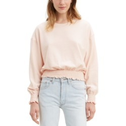 Levi's Smocked Sweatshirt found on MODAPINS from Macy's for USD $35.70