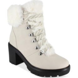 Esprit Ember Faux-Fur Booties Women's Shoes found on MODAPINS from Macy's for USD $79.00