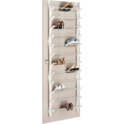 Whitmor Over The Door 36-Pair Shoe Rack
