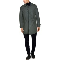 Tommy Hilfiger Men's Regular Raincoat found on MODAPINS from Macy's for USD $350.00