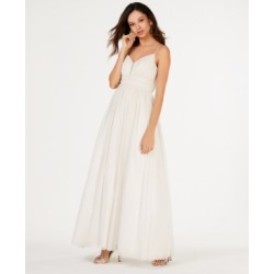 Teeze Me Juniors' Glitter Gown found on Bargain Bro India from Macys CA for $145.66