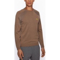 Boss Men's Raon Regular-Fit Sweater found on MODAPINS from Macy's for USD $178.00