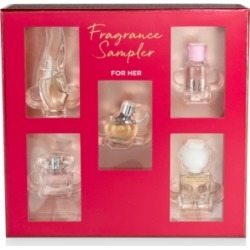Created for Macy's 5-Pc. Fragrance Sampler Set For Her found on Bargain Bro India from Macy's for $35.00