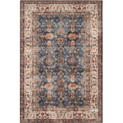 Safavieh Bijar Royal and Ivory 4' x 6' Area Rug found on Bargain Bro Philippines from Macy's for $105.60