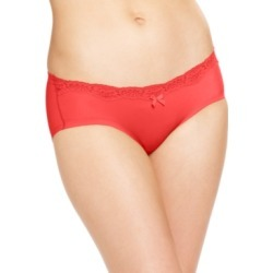 Maidenform Comfort Devotion Lace Hipster 40861 found on Bargain Bro India from Macys CA for $8.38