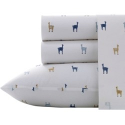 Poppy & Fritz Llamas Sheet Set, Twin Xl Bedding found on Bargain Bro Philippines from Macy's for $39.99