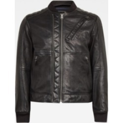 Men's Moto Leather Jacket found on MODAPINS from Macy's for USD $590.00