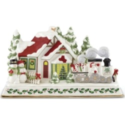 Lenox Santa & Train Musical Lighted Centerpiece found on Bargain Bro India from Macy's for $209.99