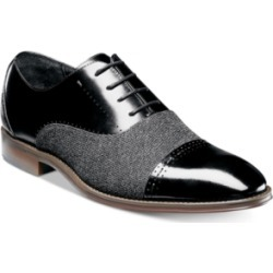 Stacy Adam's Men's Barrington Cap-Toe Leather Oxfords Men's Shoes found on Bargain Bro India from Macy's for $95.00