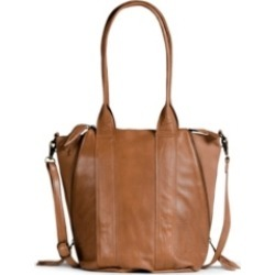 Day & Mood Halo Leather Satchel found on MODAPINS from Macy's for USD $258.00