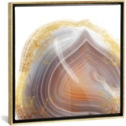 "iCanvas Cipollini Agate by 5By5Collective Gallery-Wrapped Canvas Print - 26"" x 26"" x 0.75"""