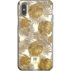 Richmond & Finch Golden Jungle Case for iPhone X