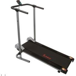 Sunny Health & Fitness Sf-T1407M Foldable Manual Walking Treadmill