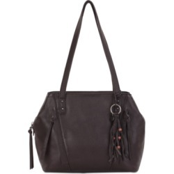 The Sak Paramount Leather Satchel found on MODAPINS from Macys CA for USD $157.77
