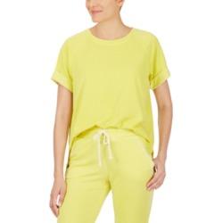 Adyson Parker Short-Sleeve Sweatshirt found on MODAPINS from Macys CA for USD $71.35