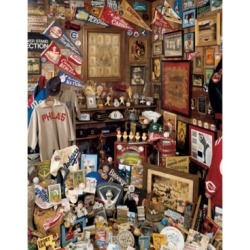 Springbok Puzzles Collector's Closet 1000 Piece Jigsaw Puzzle found on Bargain Bro India from Macy's for $17.99
