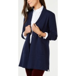 Charter Club Blazer Sweater, Created for Macy's
