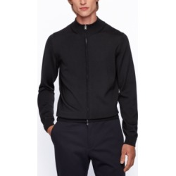 Boss Men's Balonso Zip-Through Cardigan found on MODAPINS from Macy's for USD $124.00