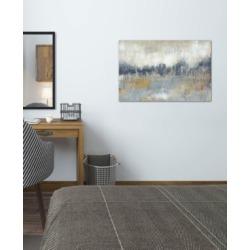 "iCanvas ""Cool Grey Horizon Ii"" by Jennifer Goldberger Gallery-Wrapped Canvas Print (26 x 40 x 0.75)"