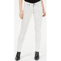Guess Animal-Print Jeggings found on MODAPINS from Macy's for USD $76.80