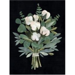 Victoria Borges Cut Paper Bouquet I Canvas Art - 15