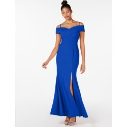 Nightway Cold Shoulder Gown found on MODAPINS from Macy's for USD $99.00