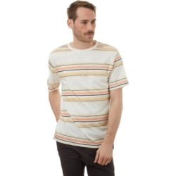 Px Striped Short Sleeve Crew Neck Tee