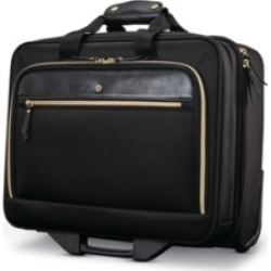 "Samsonite Mobile Solution 15"" 2-Wheeled Mobile Office"