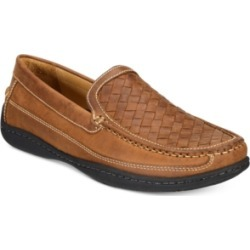 Johnston & Murphy Men's Fowler Woven Venetian Driver Men's Shoes found on Bargain Bro Philippines from Macy's for $51.93