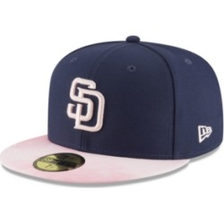 New Era San Diego Padres Mothers Day 59FIFTY Fitted Cap found on Bargain Bro India from Macy's for $37.99