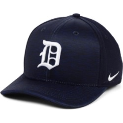 Nike Detroit Tigers Velocity Swooshflex Stretch Fitted Cap found on Bargain Bro India from Macy's for $32.00