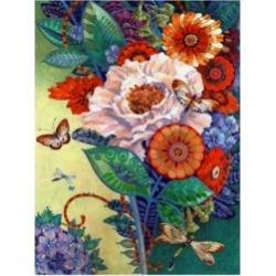 David Galchutt The Mixed Bouquet Canvas Art - 36.5