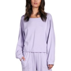 Sanctuary Perfect Cotton Sweatshirt found on MODAPINS from Macys CA for USD $37.25