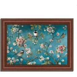 Tangletown Fine Art Blossom I by Lisa Audit Framed Painting Print, 37