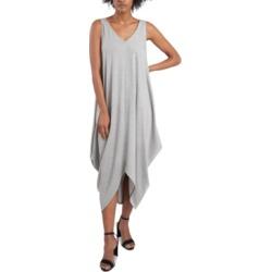Msk Handkerchief-Hem Maxi Dress found on MODAPINS from Macy's for USD $59.00