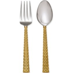 Michael Aram Palm Gold Collection 2-Pc. Serving Set found on Bargain Bro India from Macy's for $75.00