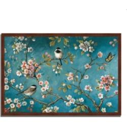 Tangletown Fine Art Blossom I by Lisa Audit Framed Painting Print, 38