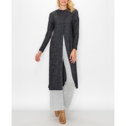 Women's Cozy Hoodie Wrap Duster found on MODAPINS from Macy's for USD $77.50