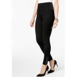 Inc Petite Lace-Up Detail Leggings, Created for Macy's found on Bargain Bro Philippines from Macy's Australia for $44.27