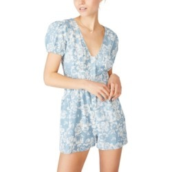 Cotton On Woven Claudia Short Sleeve Playsuit found on MODAPINS from Macy's for USD $44.99