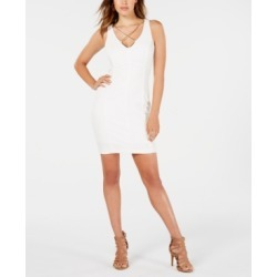 Guess Crisscross-Chain Bodycon Dress found on MODAPINS from Macy's for USD $47.13